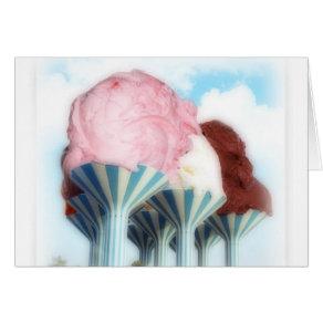 Ice Cream Dream Card