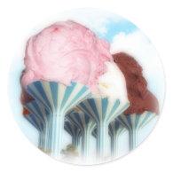 Ice Cream Dream Stickers