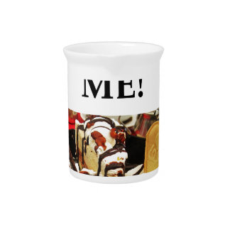 ice cream drink pitchers