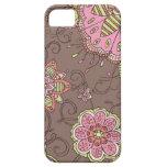 Ice Cream Floral iPhone 5 Case