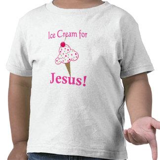 Ice Cream for Jesus! Tee Shirt