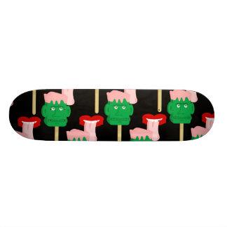 Ice Cream Frankenstein Lick Skateboard Deck