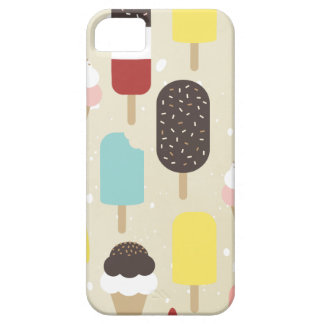 Ice Cream & Frozen Treats iPhone SE/5/5s Case