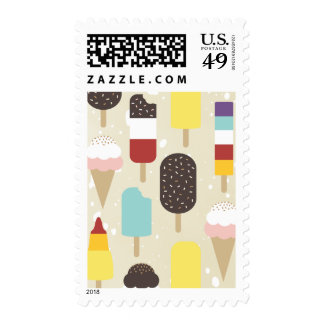 Ice Cream & Frozen Treats Postage