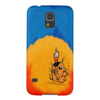 Ice Cream Galaxy S5 Covers