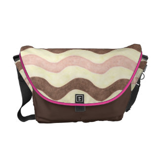 Ice Cream Inspired Messenger Bag