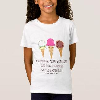 Ice Cream Kids Shirt