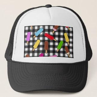 Ice cream kingdom trucker hat