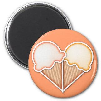 Ice Cream Love Magnet