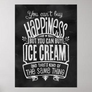 Ice Cream Lover s Poster
