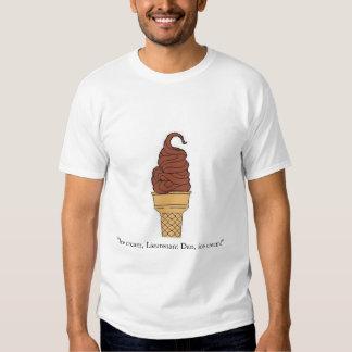 Ice cream Lt Dan, ice cream T-Shirt