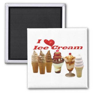 Ice Cream Magnet