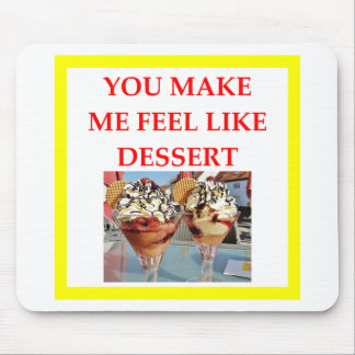 ICE CREAM MOUSE PAD