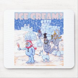 Ice Cream? Mouse Pad