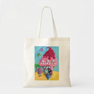 Ice Cream on the Beach Bag