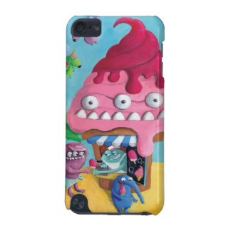 Ice Cream on the Beach iPod Touch 5G Cover