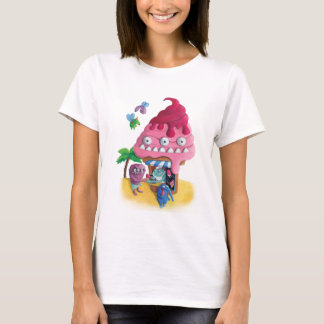 Ice Cream on the Beach T-Shirt