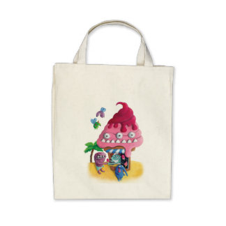 Ice Cream on the Beach Tote Bag