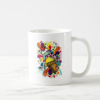 Ice_Cream_Paint Coffee Mug