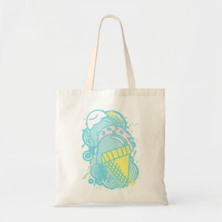 Ice_Cream_Paint Tote Bag