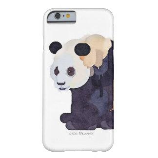 Ice Cream Panda #2 iPhone Case (White)