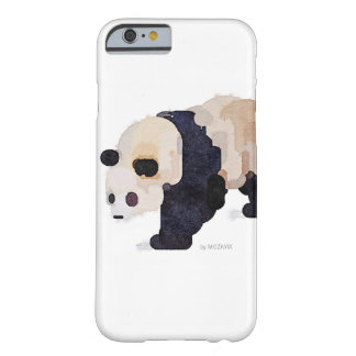 Ice Cream Panda iPhone Case (White)