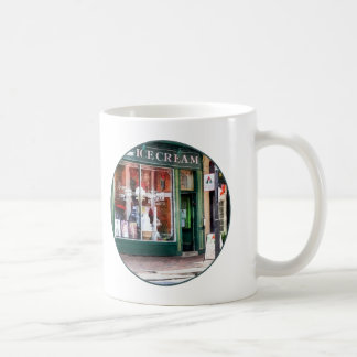 Ice Cream Parlor Alexandria VA Coffee Mug