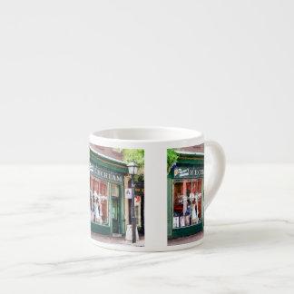Ice Cream Parlor Alexandria VA Espresso Cup