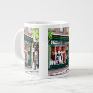 Ice Cream Parlor Alexandria VA Giant Coffee Mug