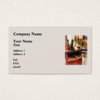 Ice Cream Parlor Business Card