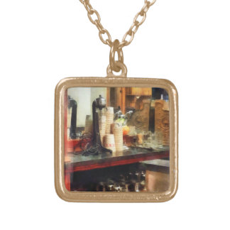 Ice Cream Parlor Custom Jewelry