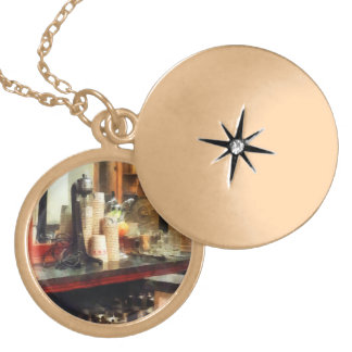 Ice Cream Parlor Locket