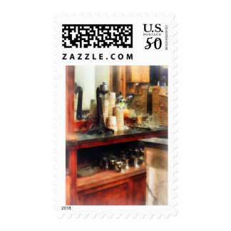 Ice Cream Parlor Postage