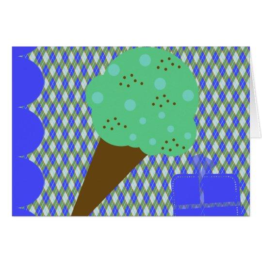Ice Cream Party! Card