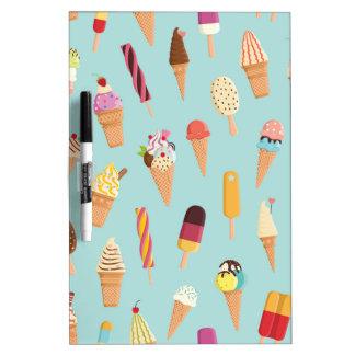 Ice cream pastels Dry-Erase board