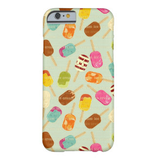 Ice Cream Pattern Barely There iPhone 6 Case