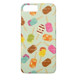 Ice Cream Pattern iPhone 8 Plus/7 Plus Case