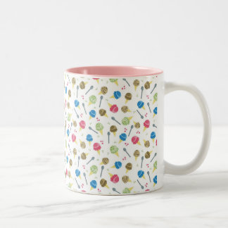 Ice Cream Pattern Mug