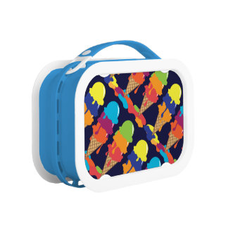 Ice Cream Pattern Yubo Lunchbox Yubo Lunch Boxes