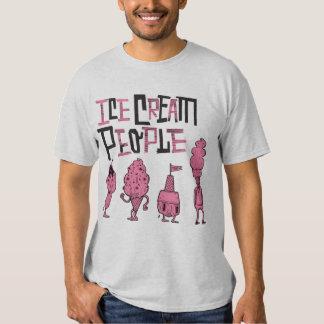 "Ice Cream People ""Pink Kids"" T Shirt"