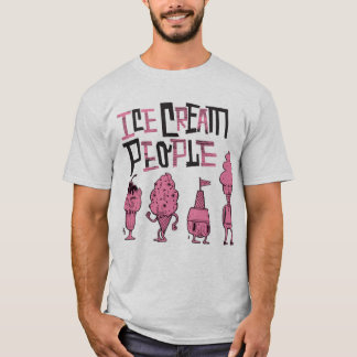 "Ice Cream People ""Pink Kids"" T-Shirt"