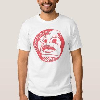 "Ice Cream People ""retro logo"" Tee Shirts"