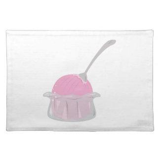 Ice Cream Cloth Place Mat