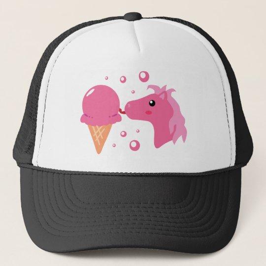 Ice Cream Pony Trucker Hat