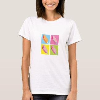 Ice Cream Pop Art Summer Shirt