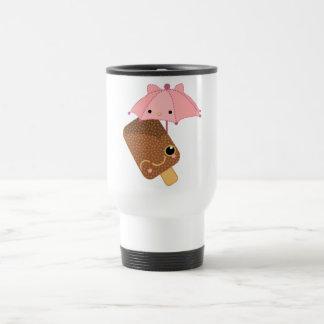 ice cream rain 15 oz stainless steel travel mug