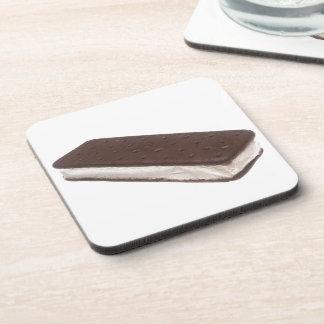 Ice Cream Sandwich Beverage Coaster