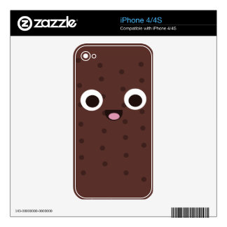 Ice Cream Sandwich Decals For The iPhone 4
