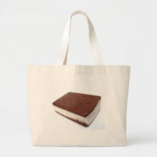 Ice Cream Sandwich Jumbo Tote Bag