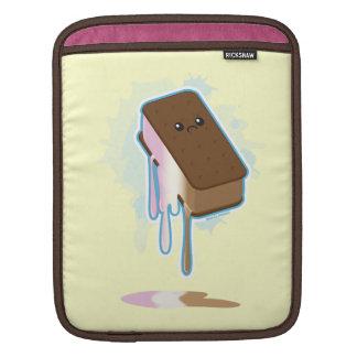 Ice Cream Sandwich MacBook Sleeves